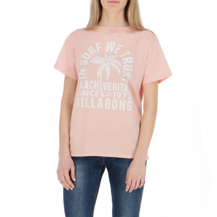 billabong t-shirt e canotte rose quartz