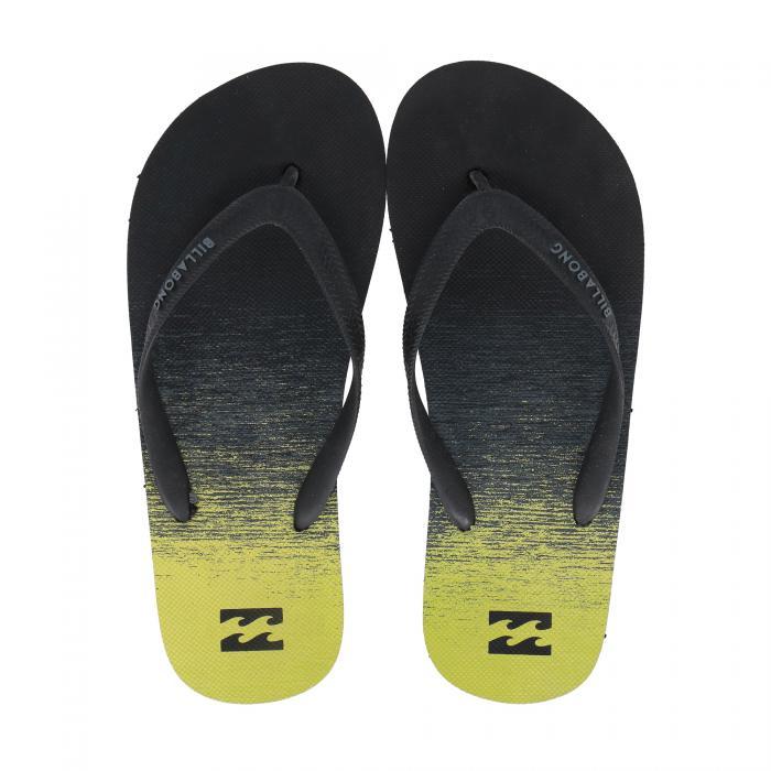 billabong sandali e ciabatte yellow