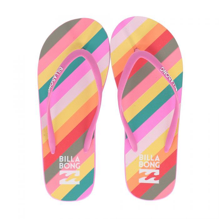 billabong sandali e ciabatte stripes