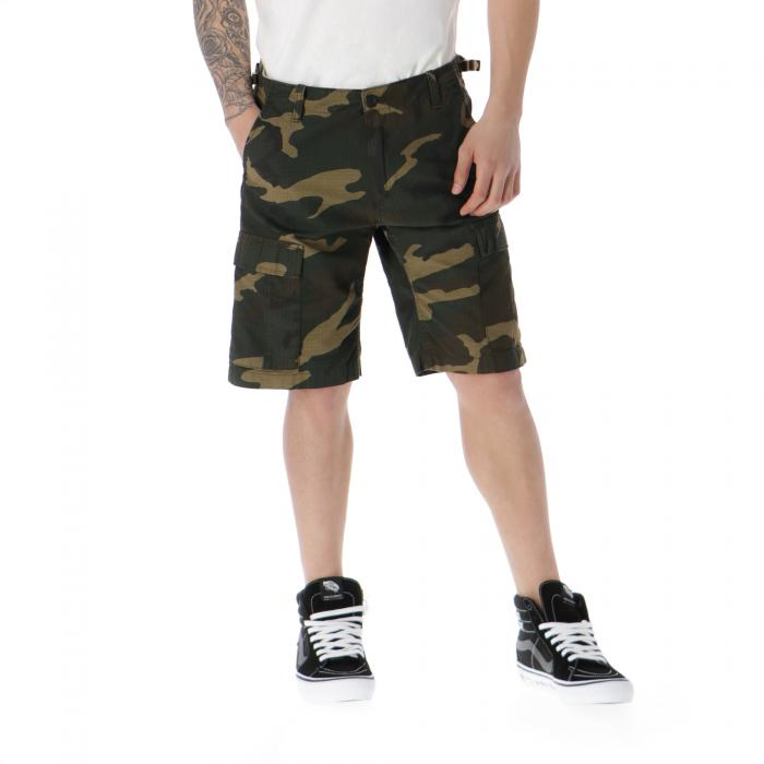 carhartt shorts camo laurel