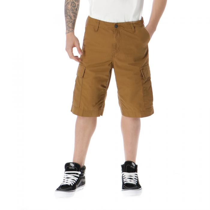 carhartt shorts hamilton brown