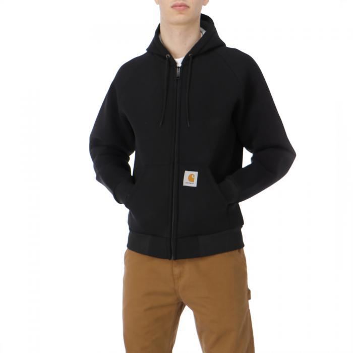 carhartt giacche black/grey