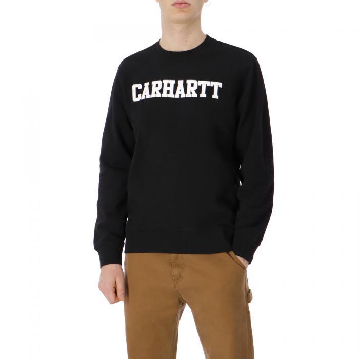 carhartt felpe black/white