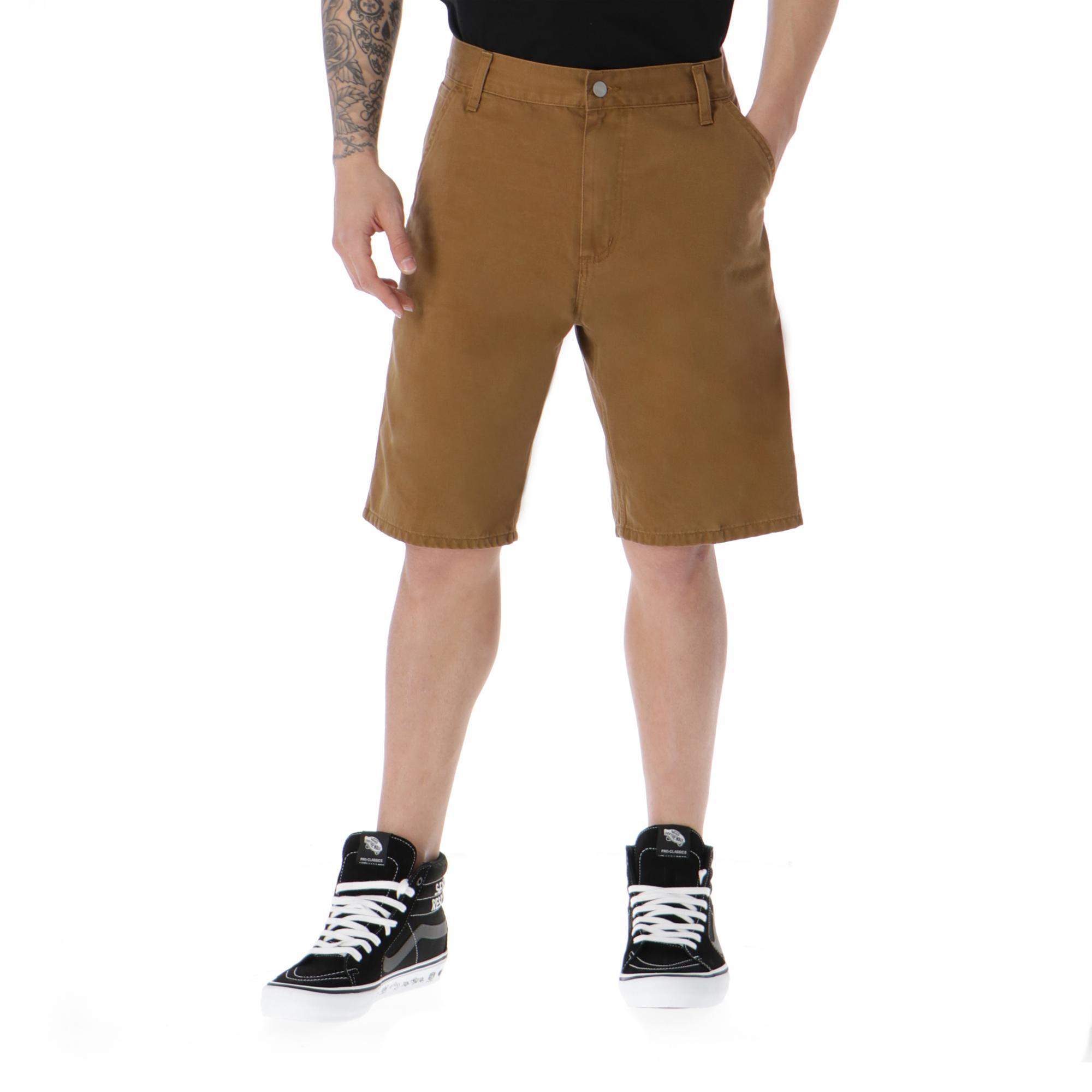 Carhartt Ruck Single Knee Short HAMILTON BROWN