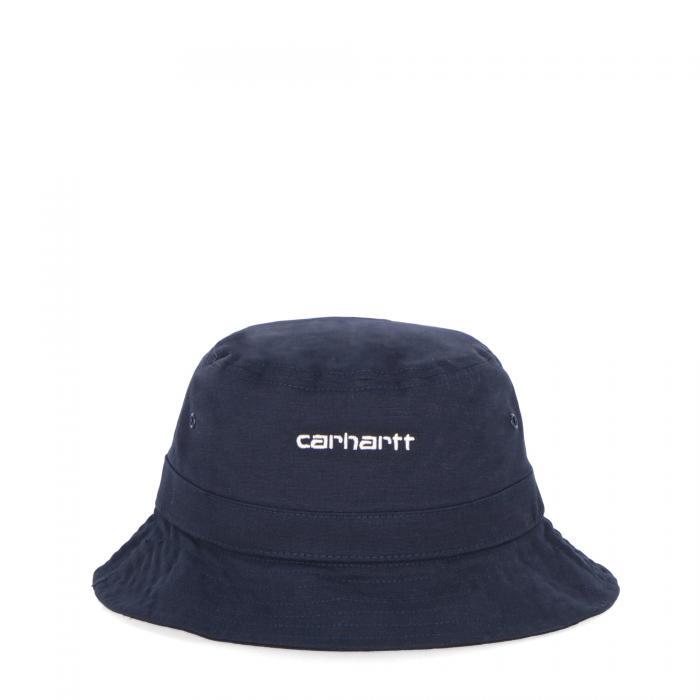 carhartt cappelli dark navy/white