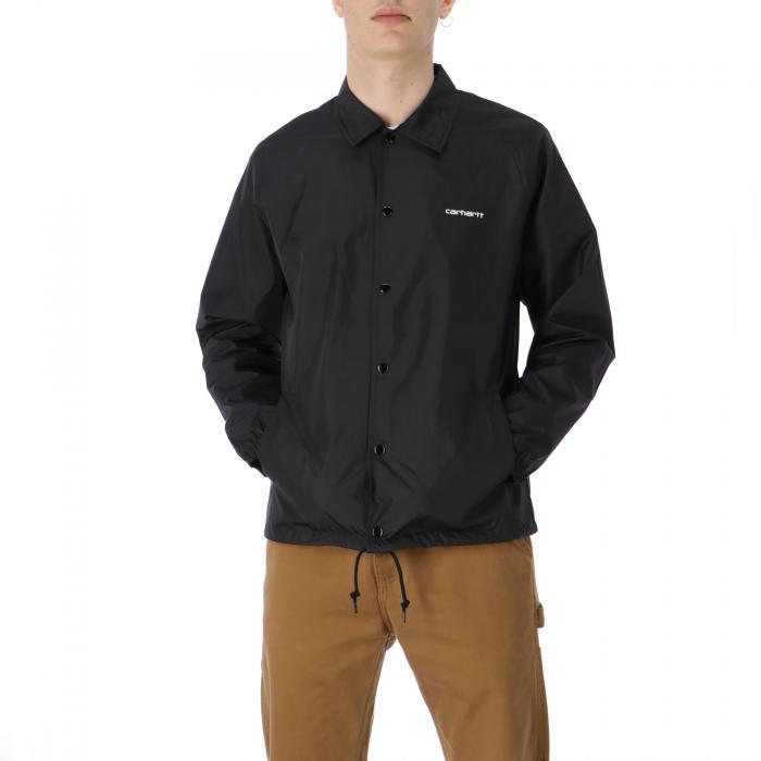 carhartt giacche black/wax
