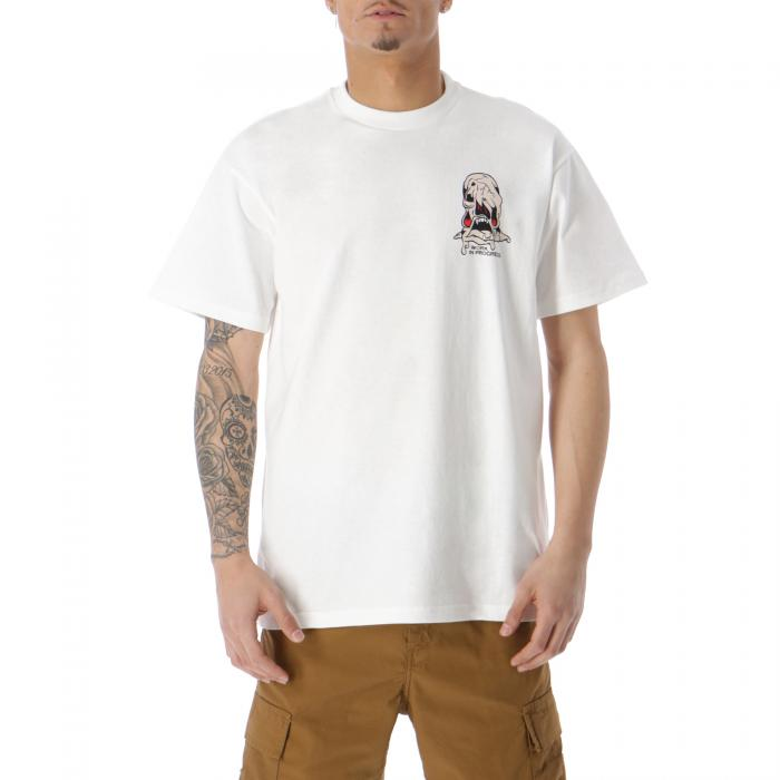 carhartt t-shirt e canotte white
