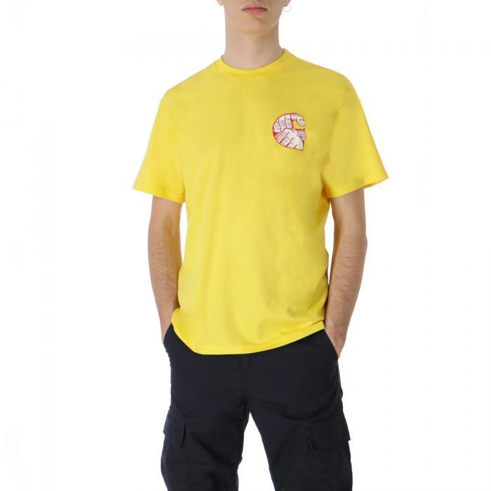 carhartt t-shirt e canotte primula