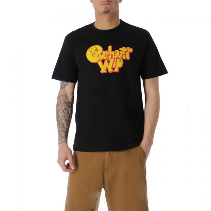 carhartt t-shirt e canotte black