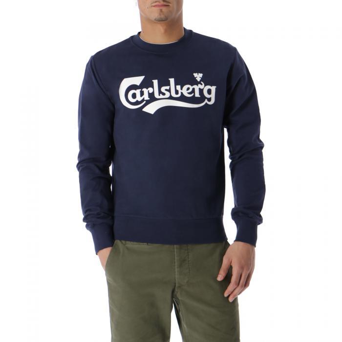 carlsberg felpe blue