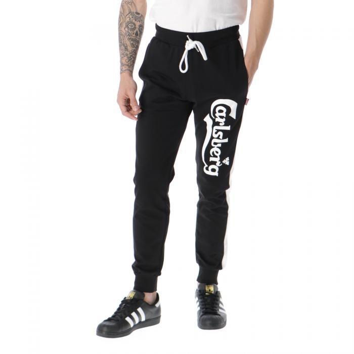 carlsberg pantaloni black
