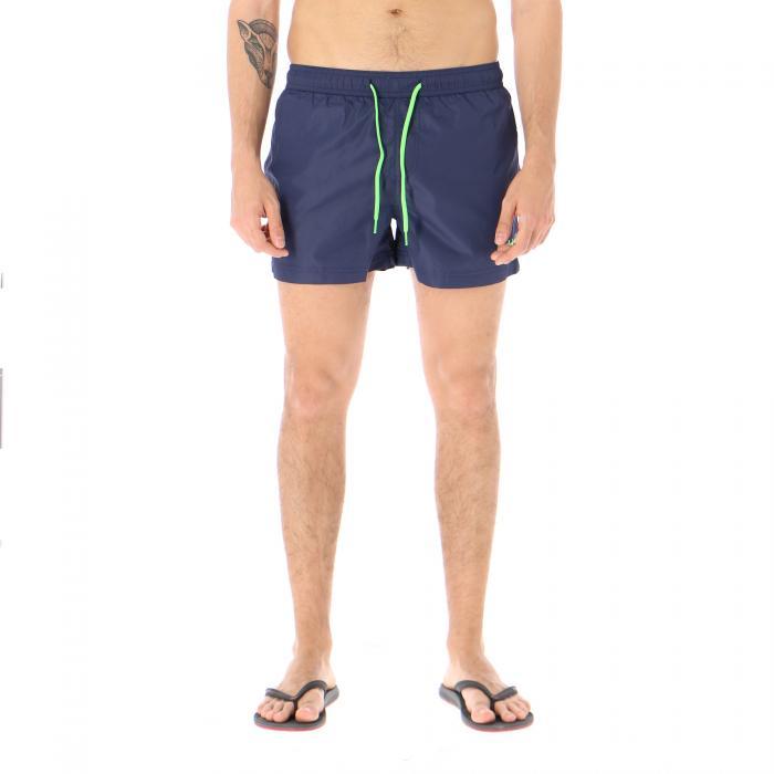 carlsberg beachwear blue green