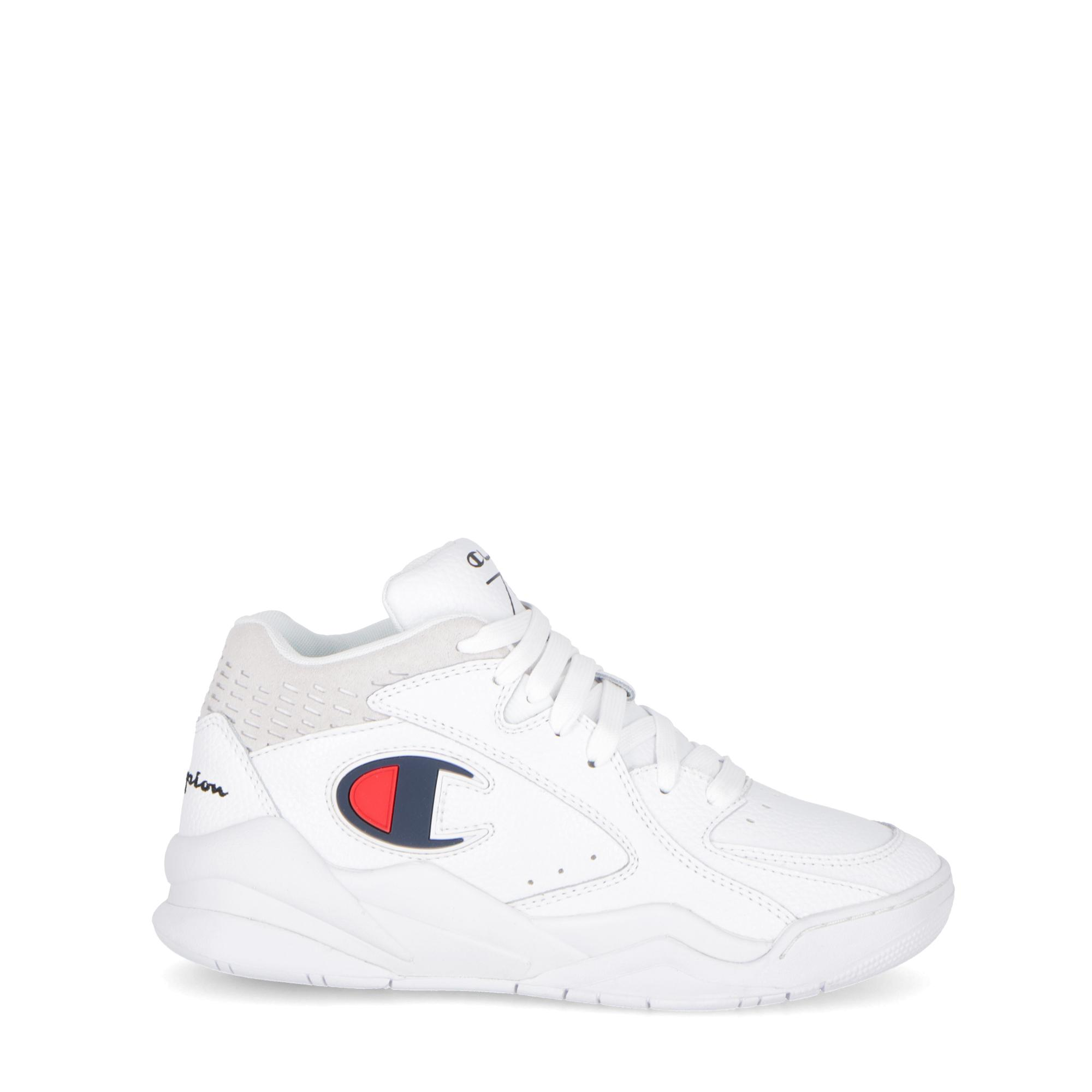 Champion Mid Cut Shoe Zone Mid Wht  da9958a396