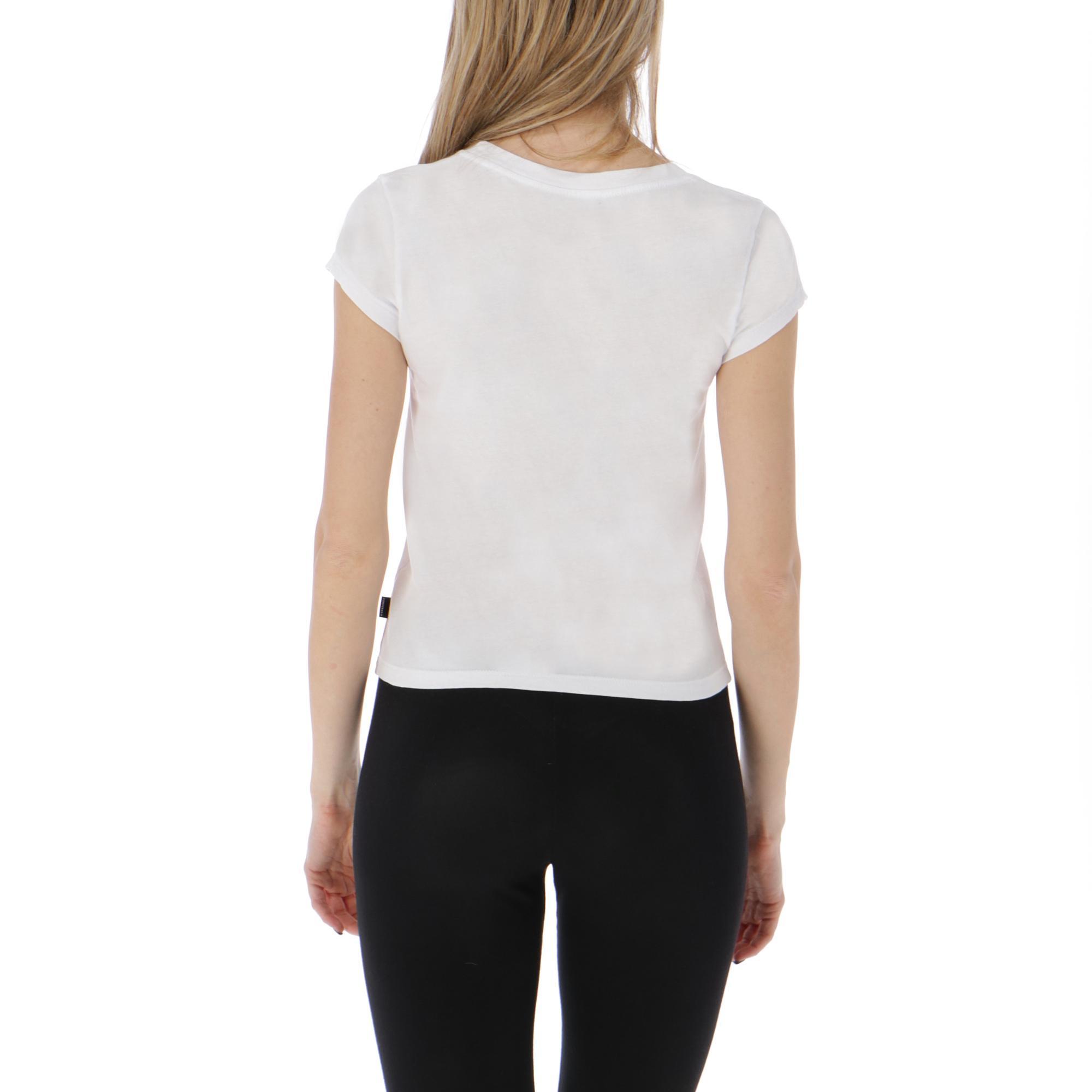 3fb806fc0 Converse Crew Slim Big Star T-shirt White   Treesse