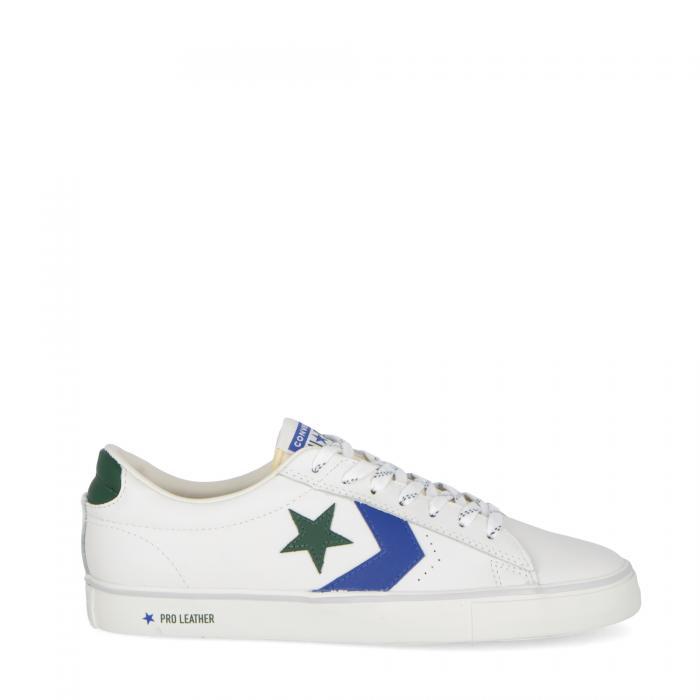 converse scarpe lifestyle vintage white/blue/fir