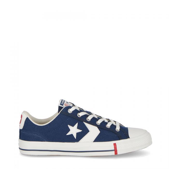 converse scarpe lifestyle navy/egret/slate blue