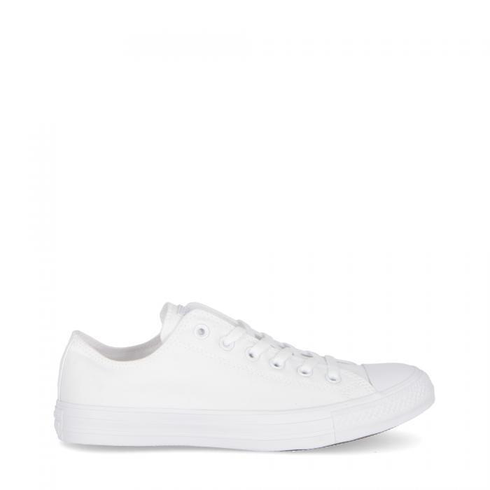 converse scarpe lifestyle white monochrome
