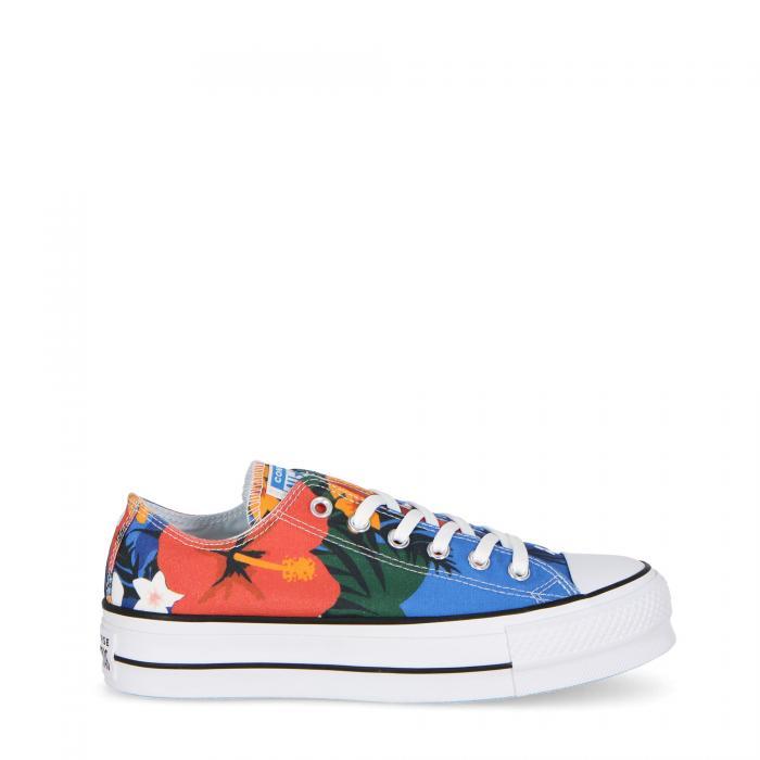 converse scarpe lifestyle blue/bright blue