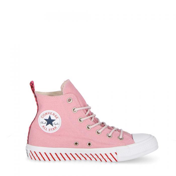 converse scarpe lifestyle chalk/white/gym lavender