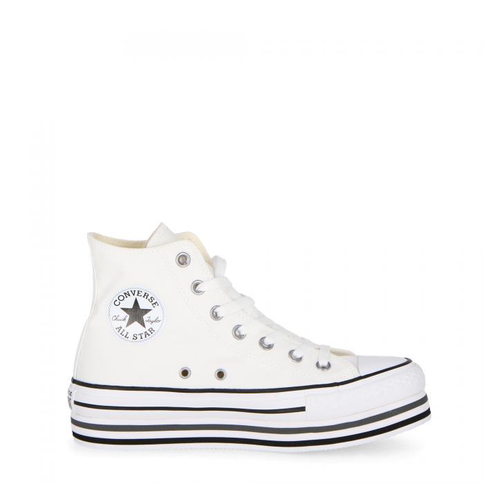 converse scarpe lifestyle white/optical white