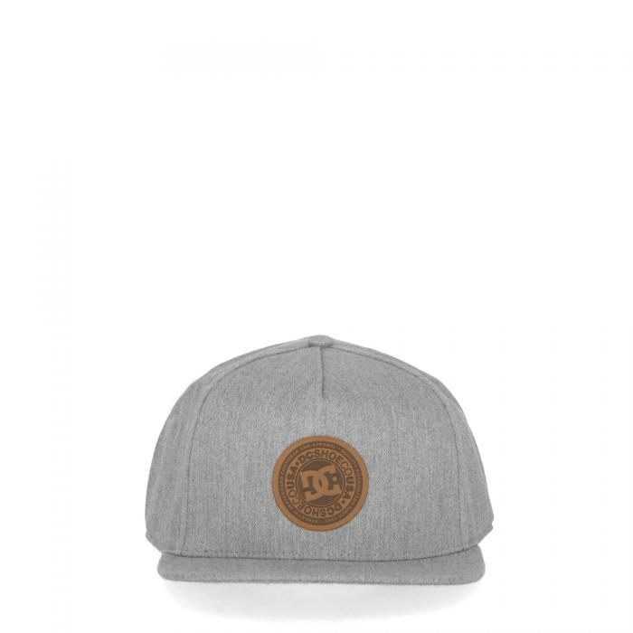 dc cappelli heather charcoal