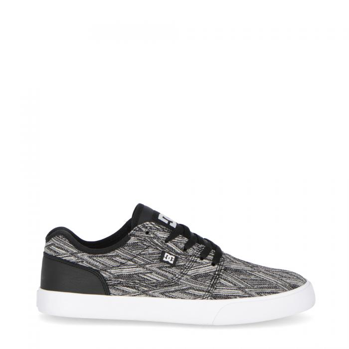 dc scarpe skate black wash
