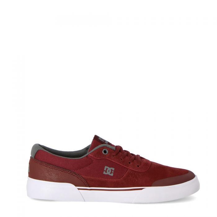 dc scarpe skate burgundy