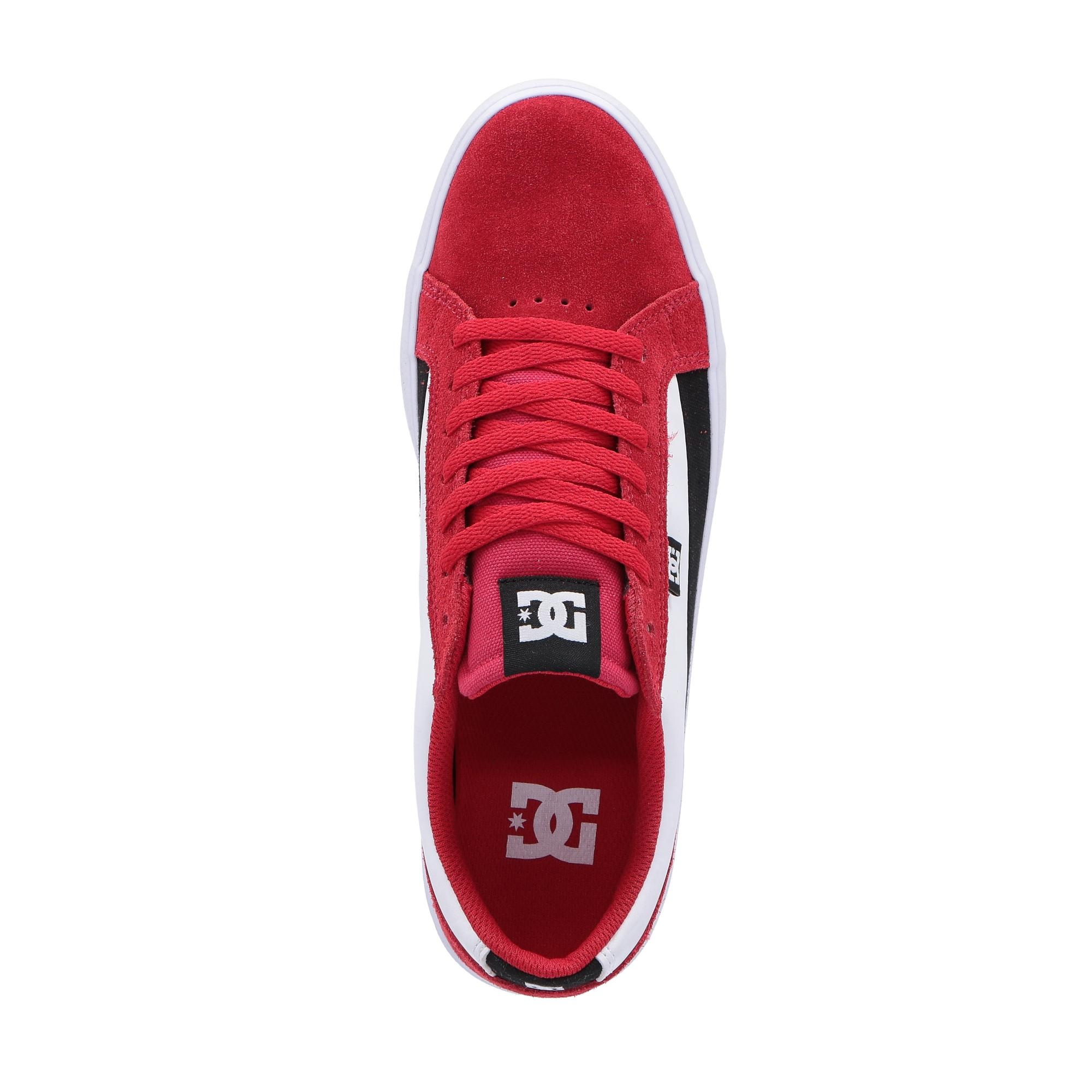 Dc Lynfield Red black red