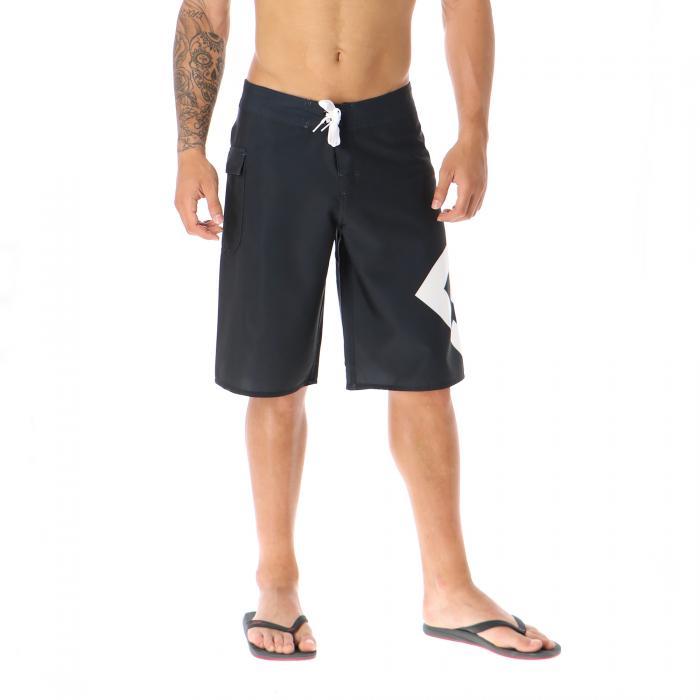 dc beachwear black