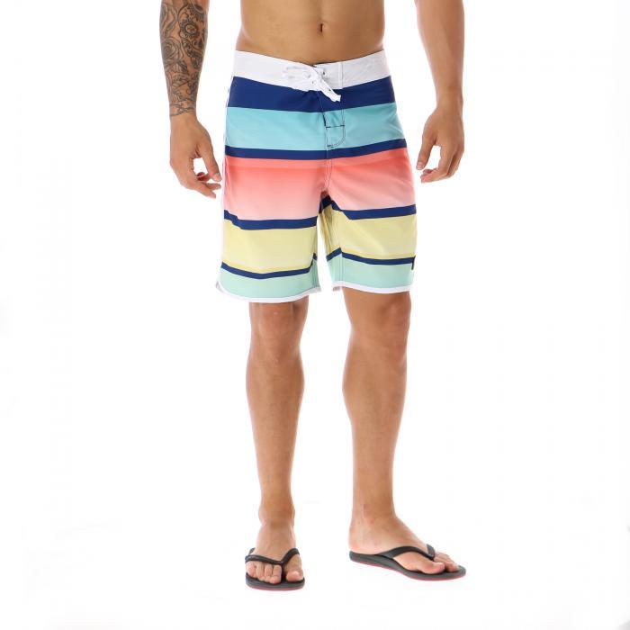 dc beachwear solidalite blue