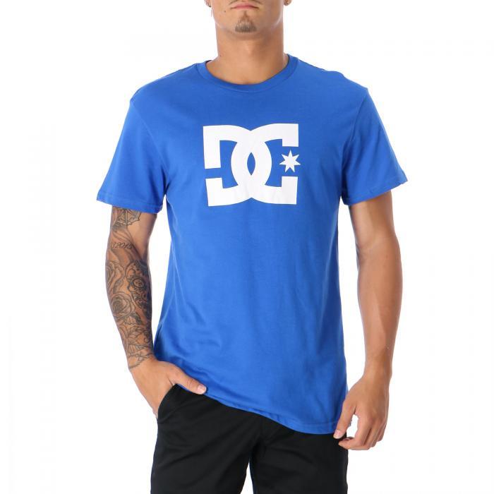 dc t-shirt e canotte nautical blue