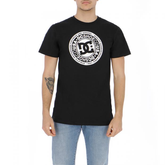 dc t-shirt e canotte black