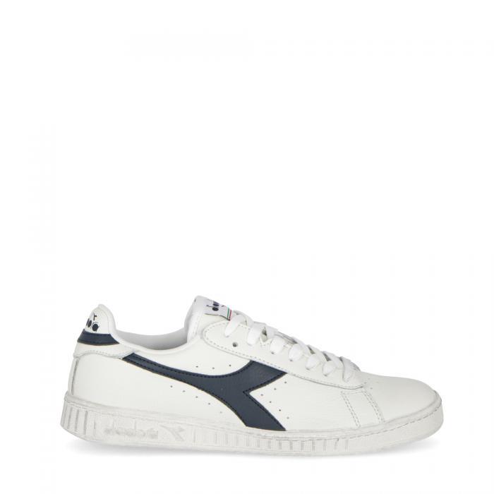 diadora scarpe lifestyle white blue caspian sea