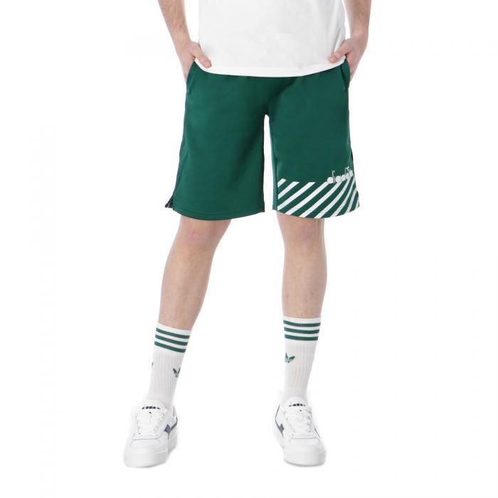 diadora beachwear verdant green