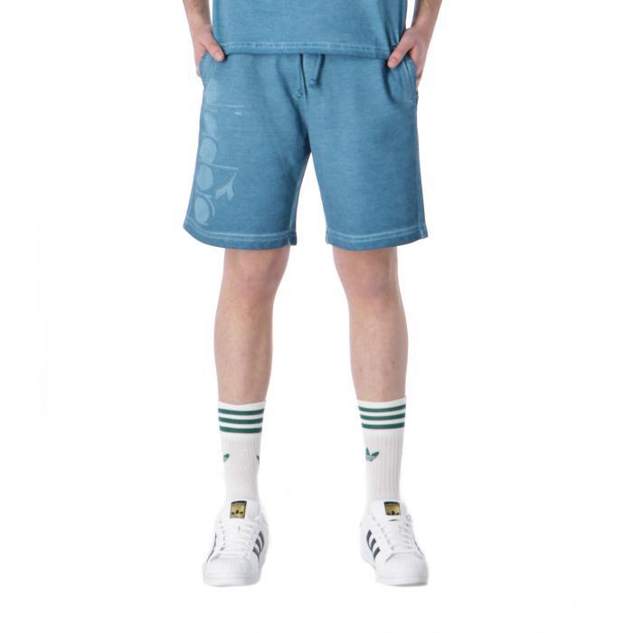 diadora shorts blue pearl arbor
