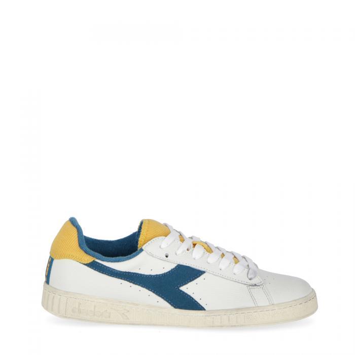 diadora scarpe lifestyle white blue sapphire