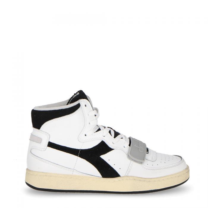 diadora scarpe lifestyle white black