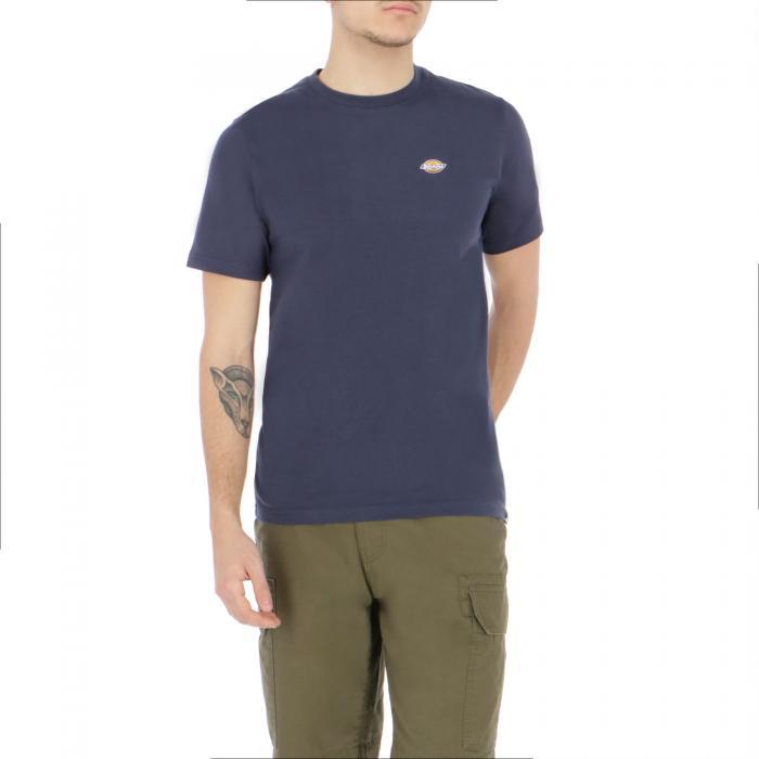 dickies t-shirt e canotte navy blue