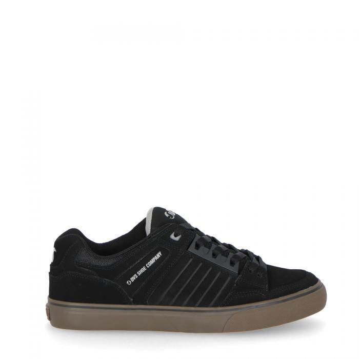 dvs scarpe skate black leather