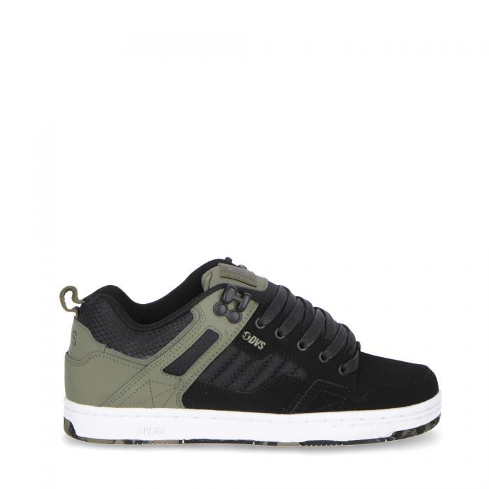 dvs scarpe skate olive black
