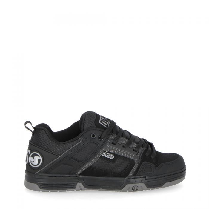dvs scarpe skate black reflective