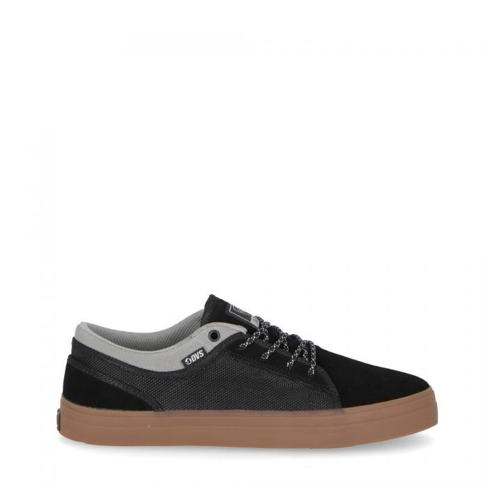 dvs scarpe skate black grey