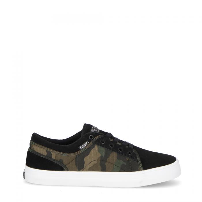 dvs scarpe skate camo black