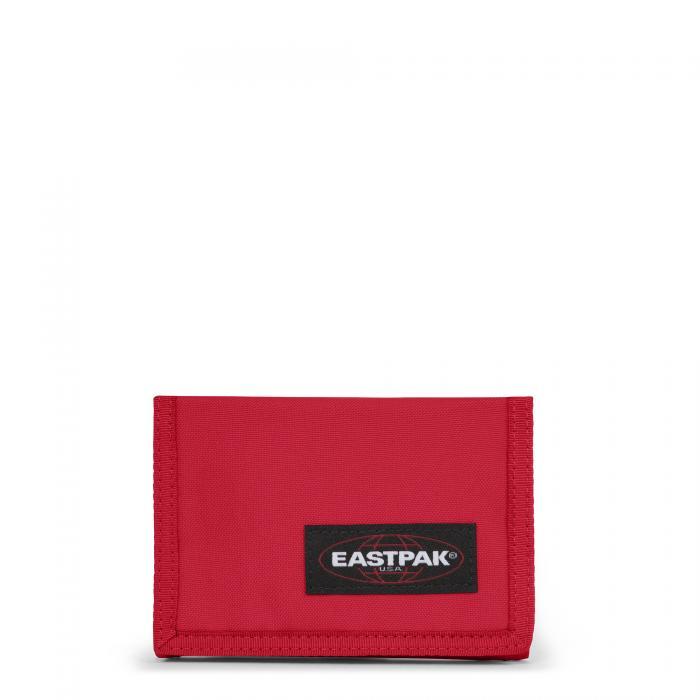 eastpak portafogli stop red