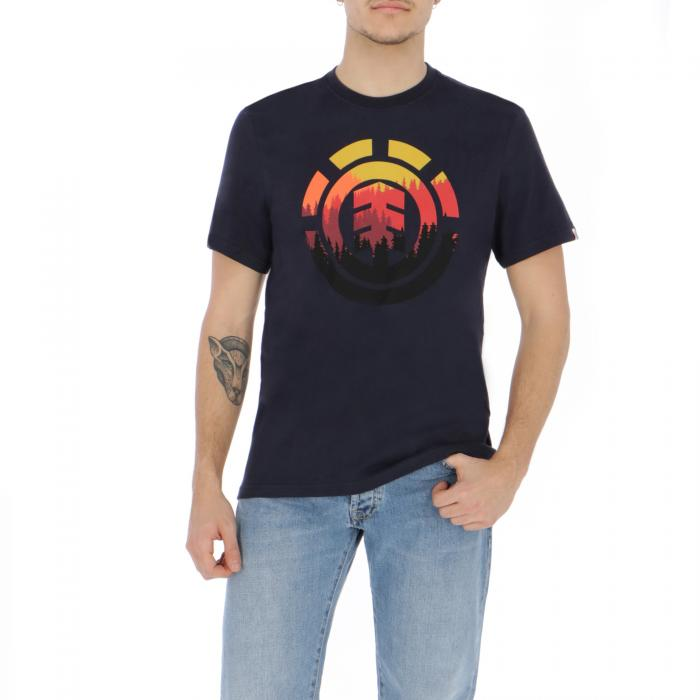 element t-shirt e canotte eclipse navy