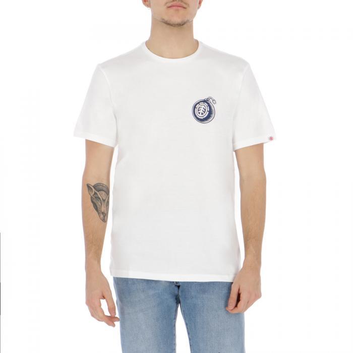 element t-shirt e canotte bone white
