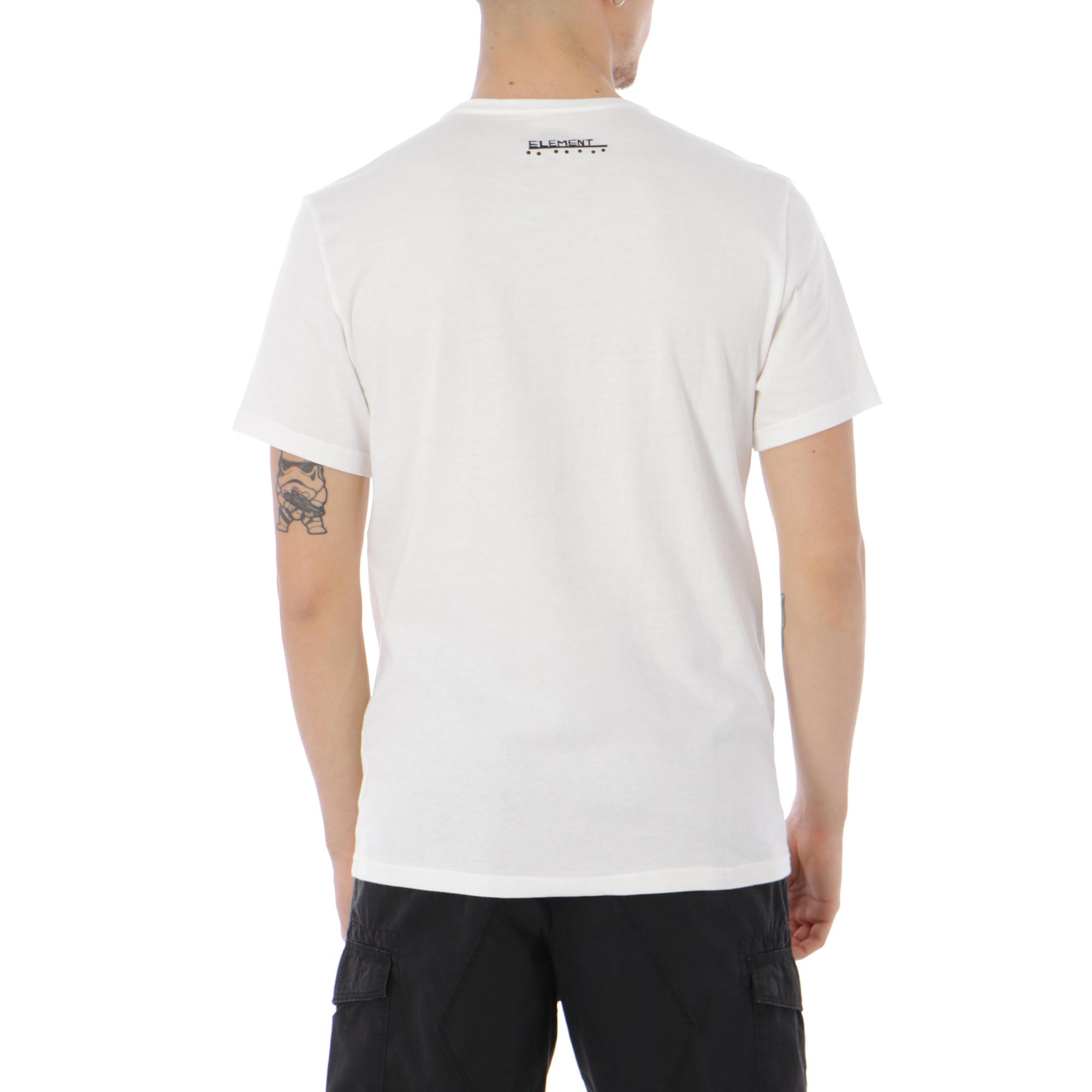 Element Jaakko Cat Tee OFF WHITE