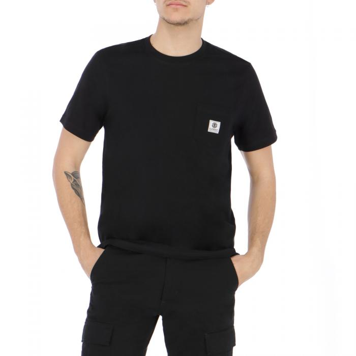 element t-shirt e canotte flint black