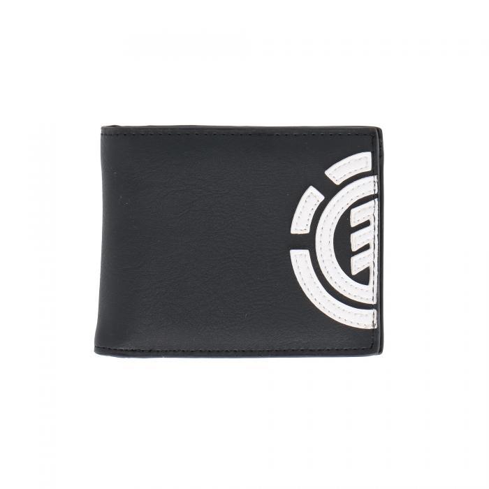element portafogli e portachiavi flint black