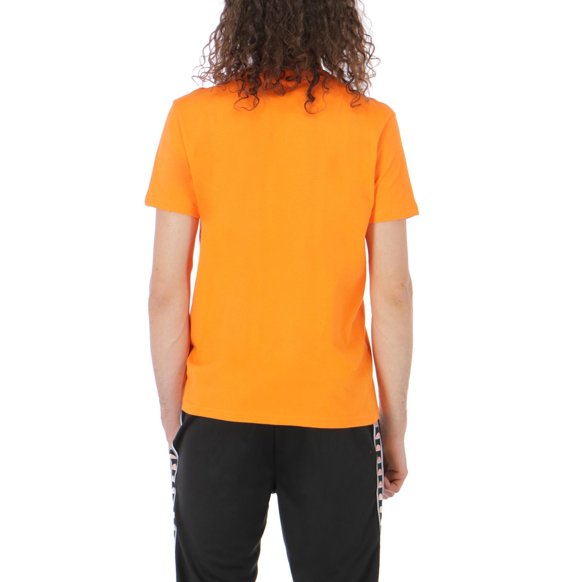 Ellesse Logo T-shirt ORANGE